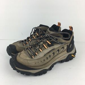 Merrell Pulse II Kangaroo Boa Grey Hiking/Sport 8